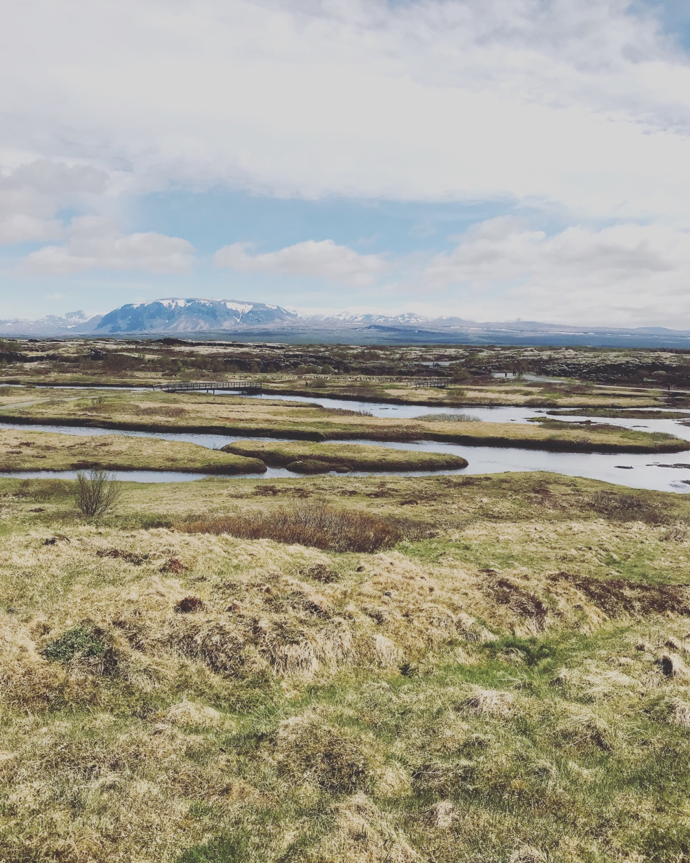 View in Þingvellir National Park- 38 photos to visit iceland from the Wandering darlings